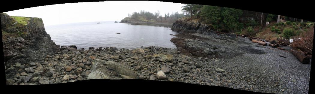 Keel Cove panorama