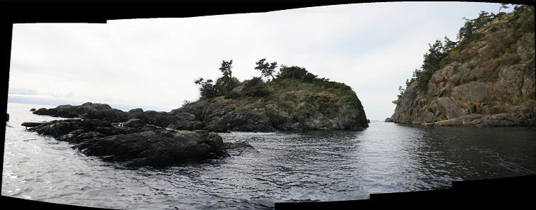 islets panorama